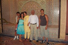 Family Holiday, Morocco, 2009