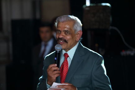 Reception Speech, August 2014